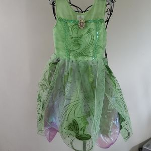 Disney Girl's Tinkerbell Costume